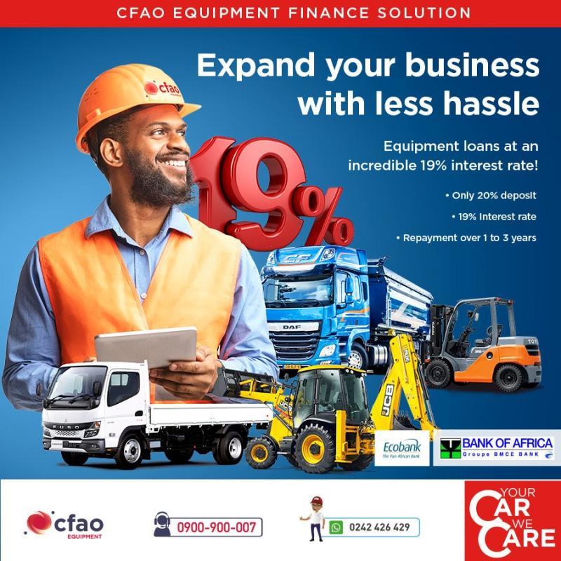 CFAO Equipment Finance Solution